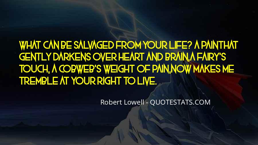 Quotes About Heart Over Brain #481929