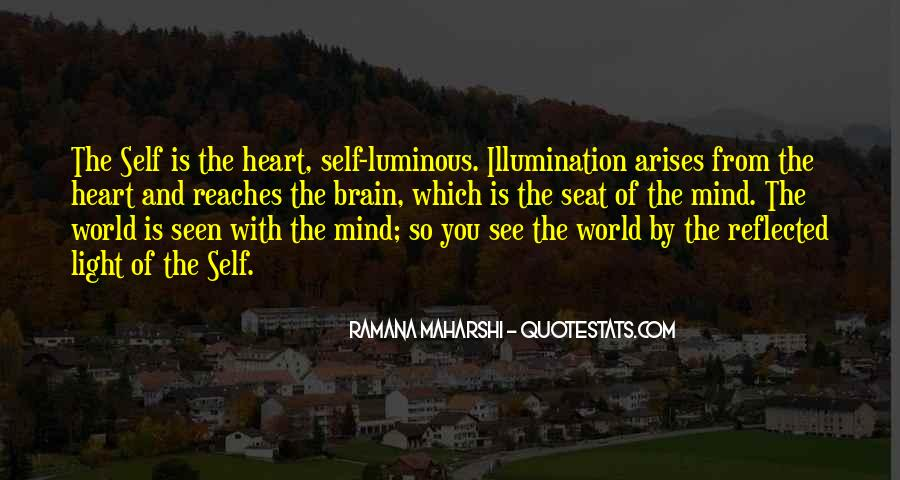 Quotes About Heart Over Brain #71735