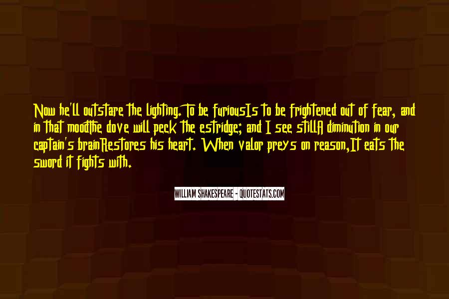 Quotes About Heart Over Brain #98801
