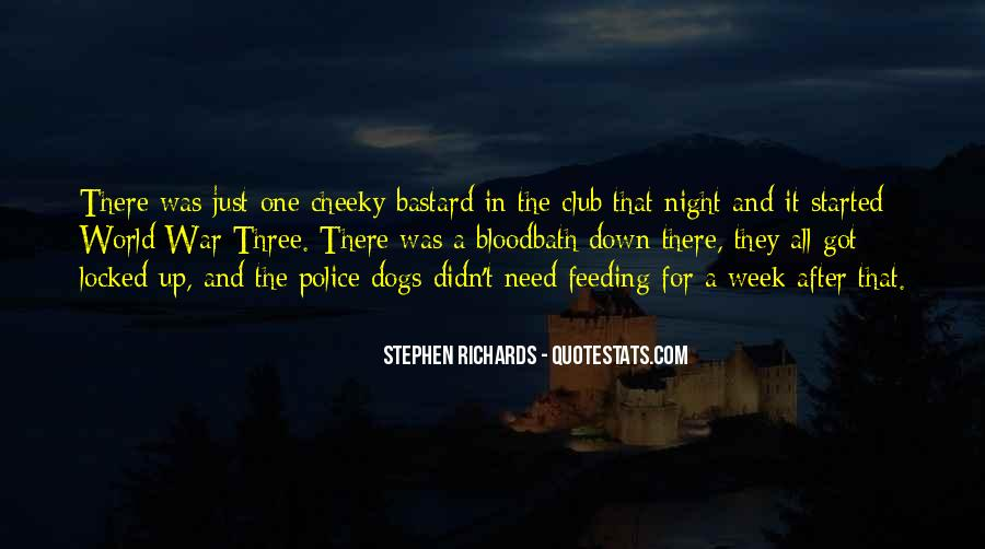 Quotes About Violence In Night #1011123