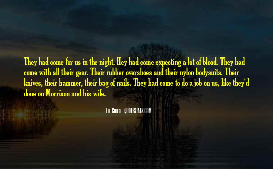 Quotes About Violence In Night #1034585