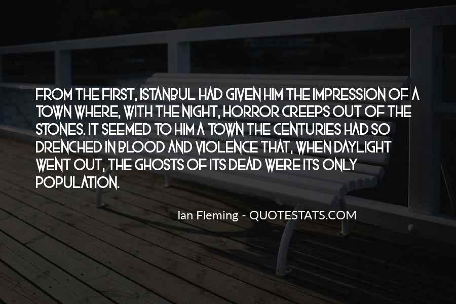 Quotes About Violence In Night #1236750