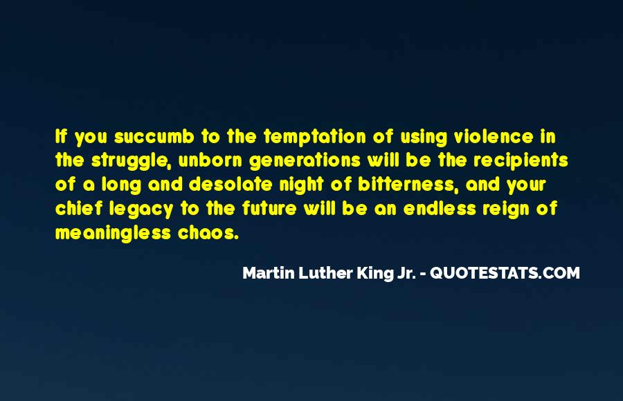 Quotes About Violence In Night #1651609