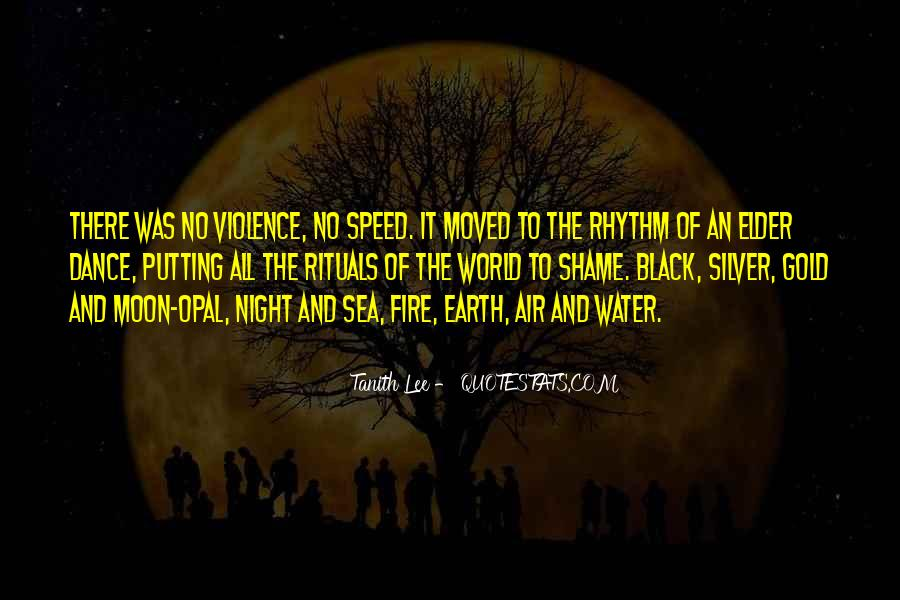 Quotes About Violence In Night #1684393