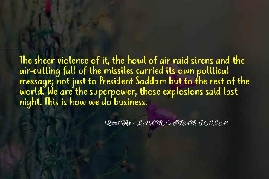 Quotes About Violence In Night #1760215