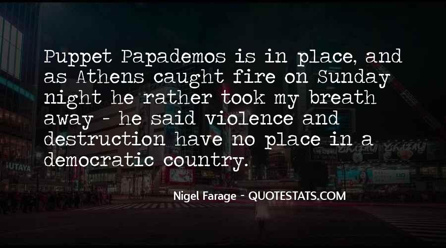 Quotes About Violence In Night #79250