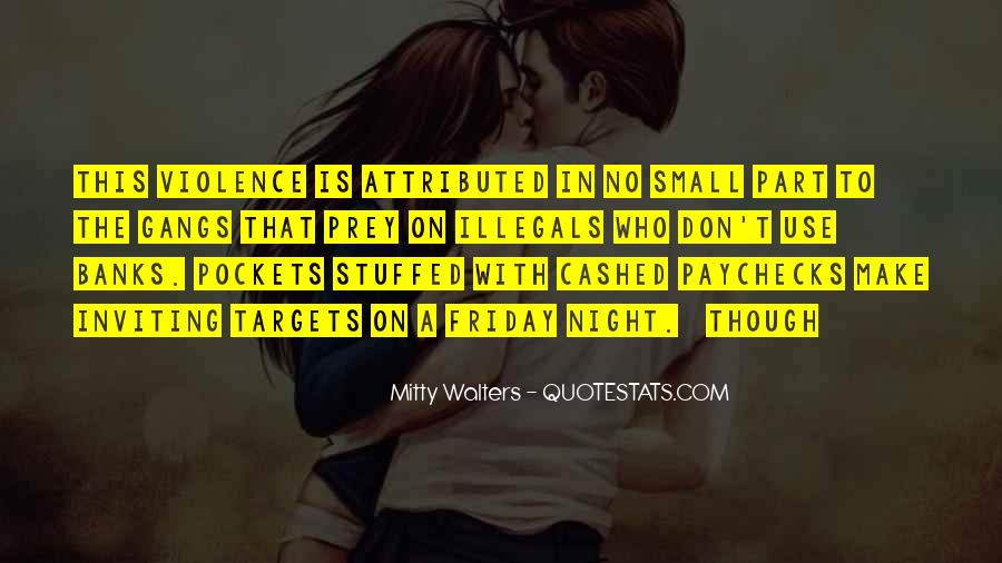 Quotes About Violence In Night #857807