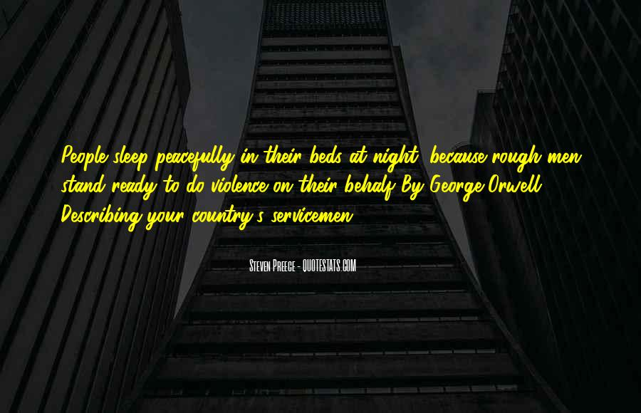 Quotes About Violence In Night #898361