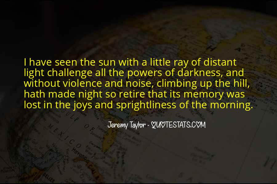 Quotes About Violence In Night #938385