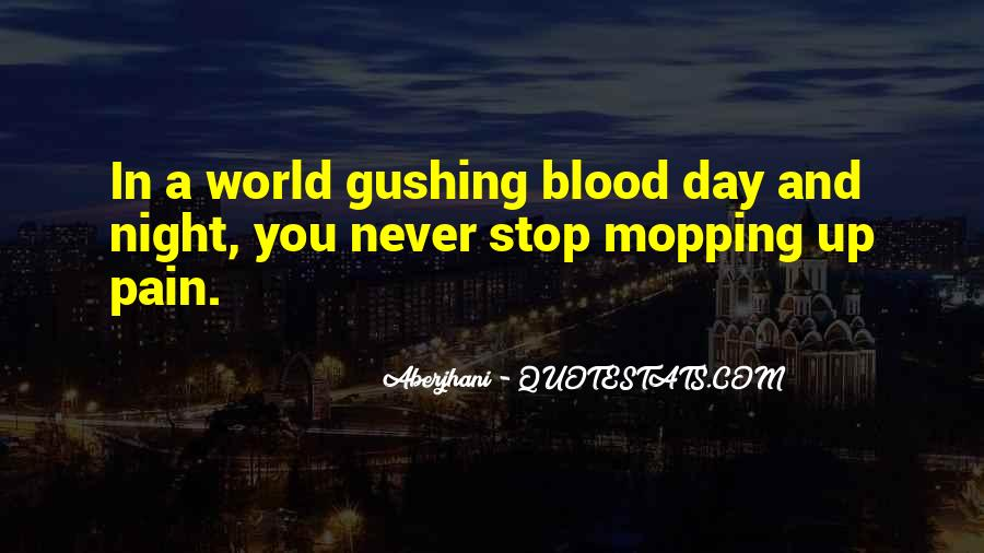 Quotes About Violence In Night #941047
