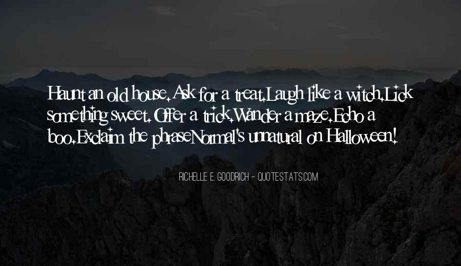 Halloween Eve Sayings #153510