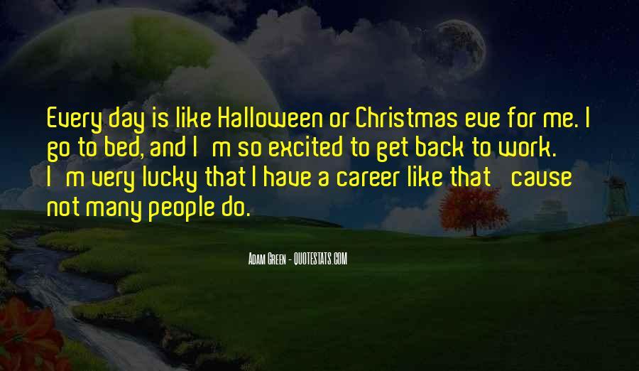 Halloween Eve Sayings #1636591