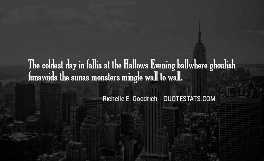 Halloween Eve Sayings #277132