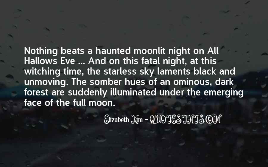 Halloween Eve Sayings #378562