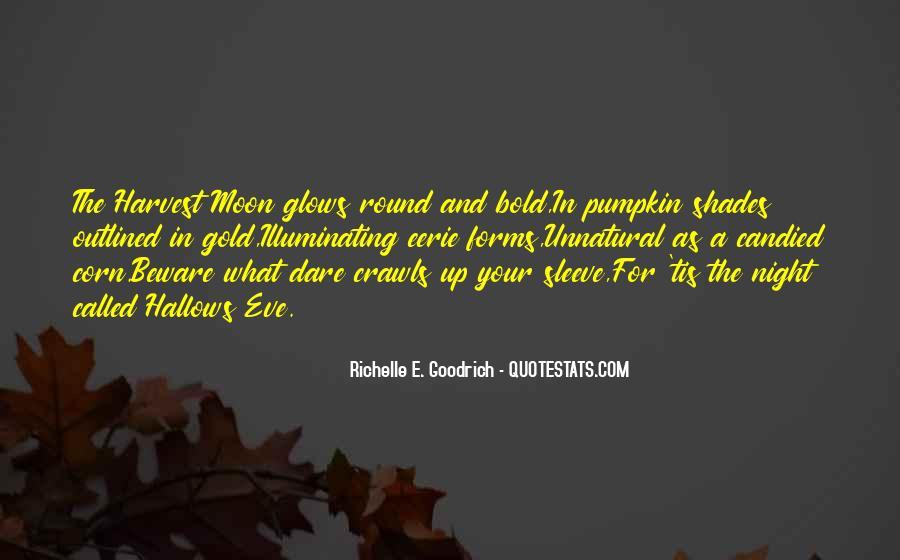 Halloween Eve Sayings #916527