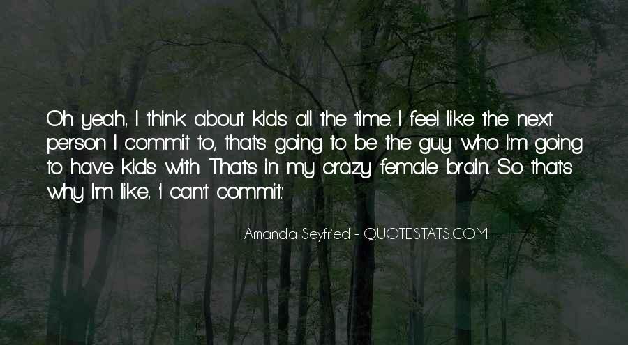 Crazy Female Sayings #1704279