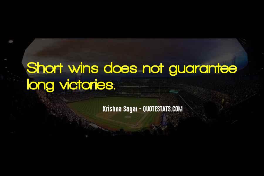Short Winning Sayings #1697463