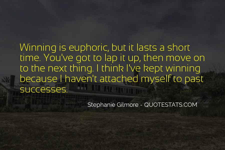Short Winning Sayings #851473