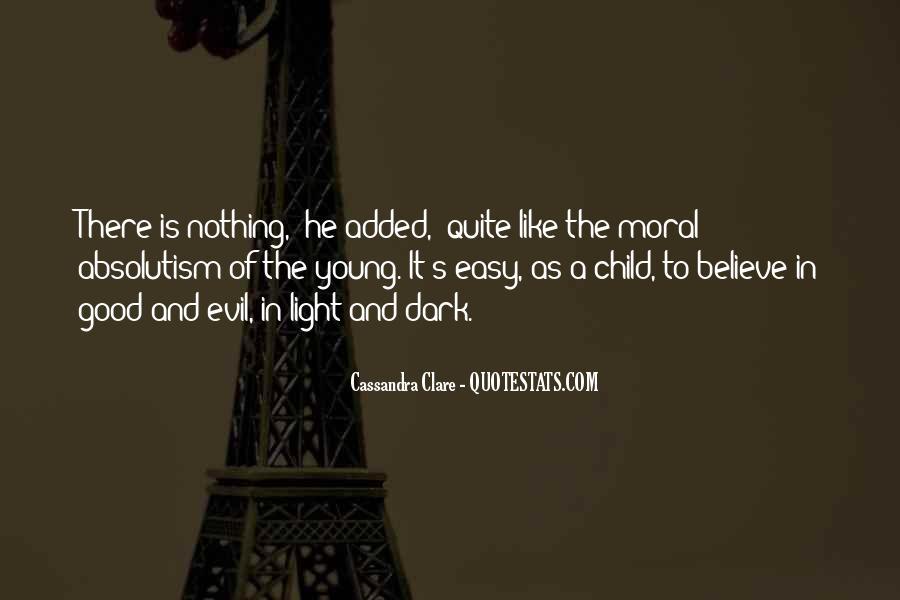 Dark Evil Sayings #1108572