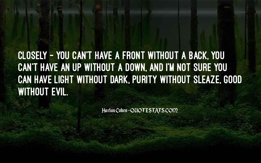 Dark Evil Sayings #1124770
