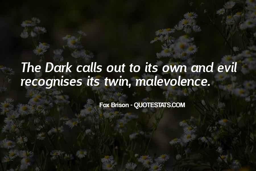 Dark Evil Sayings #1161690