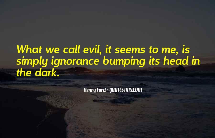 Dark Evil Sayings #166083