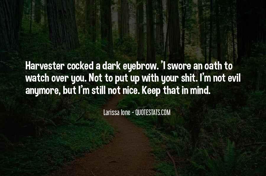 Dark Evil Sayings #168162