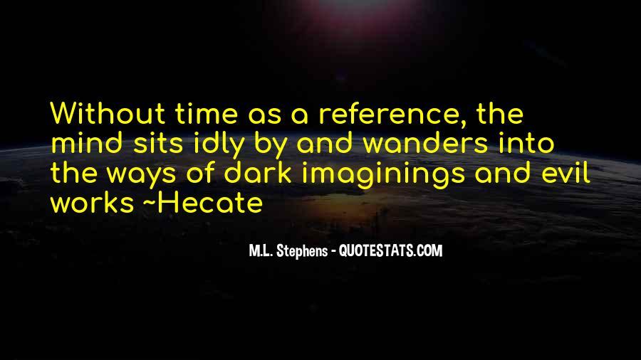 Dark Evil Sayings #257109