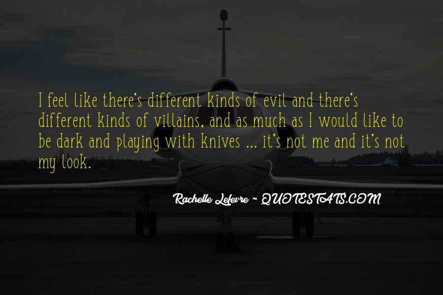 Dark Evil Sayings #285873