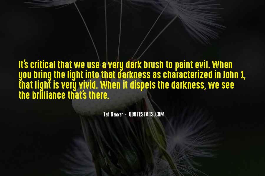 Dark Evil Sayings #309887