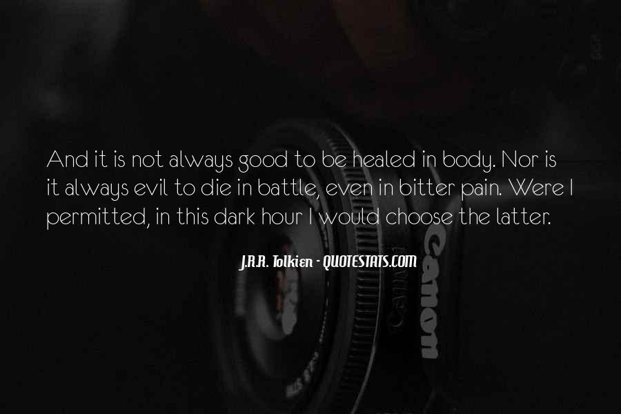 Dark Evil Sayings #405354