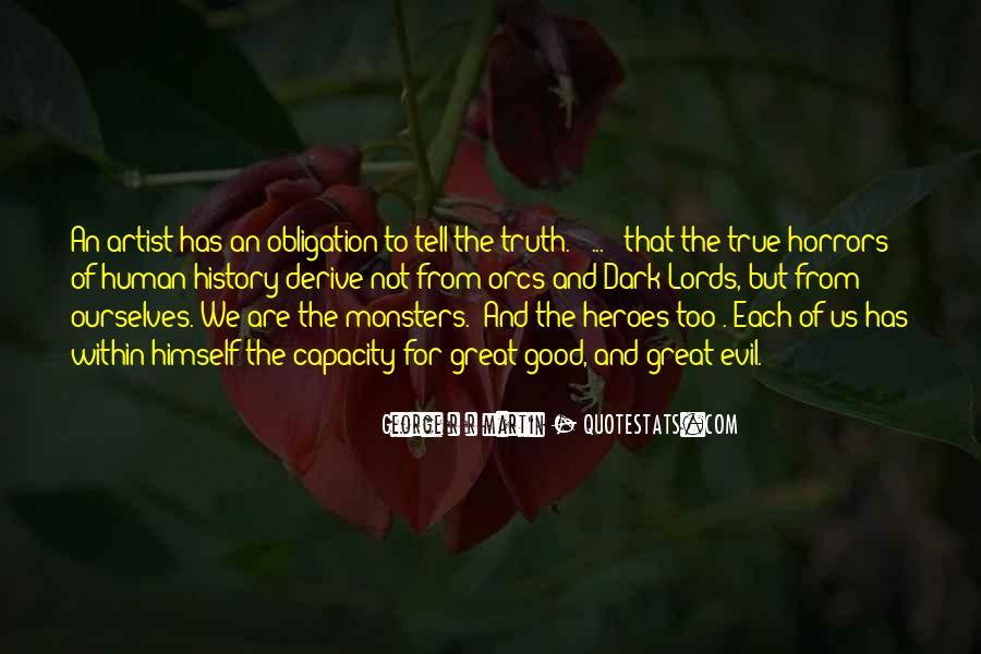 Dark Evil Sayings #558043