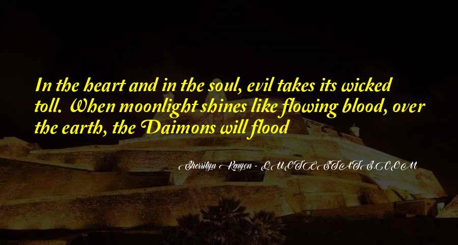 Dark Evil Sayings #582691