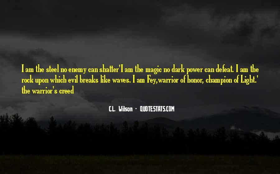 Dark Evil Sayings #592805