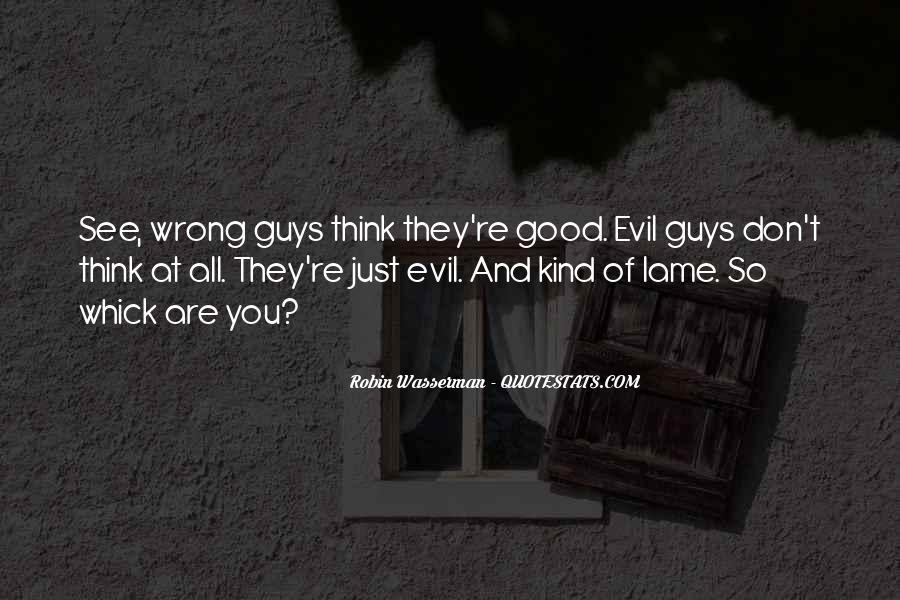 Dark Evil Sayings #605696