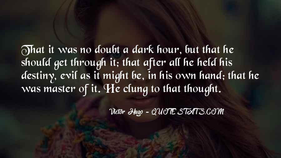 Dark Evil Sayings #646138