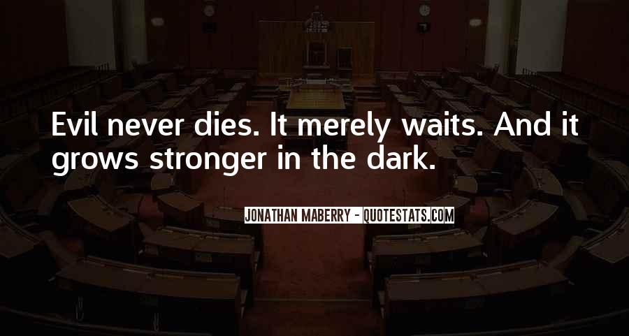 Dark Evil Sayings #655358