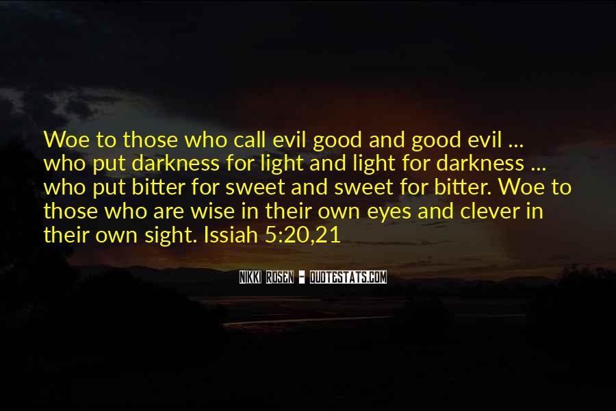 Dark Evil Sayings #773745