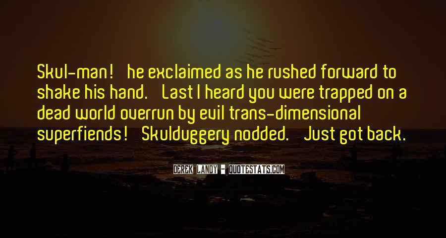Dark Evil Sayings #836275