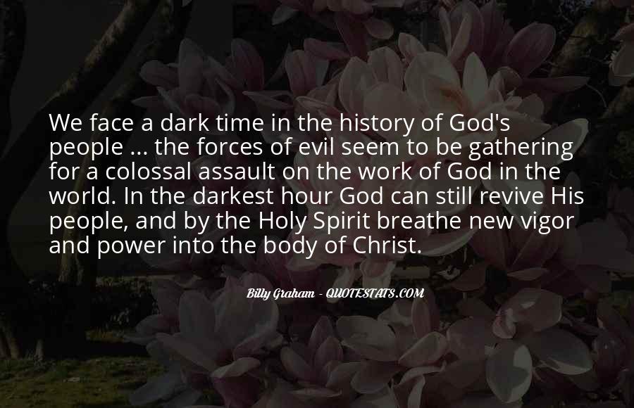 Dark Evil Sayings #916612