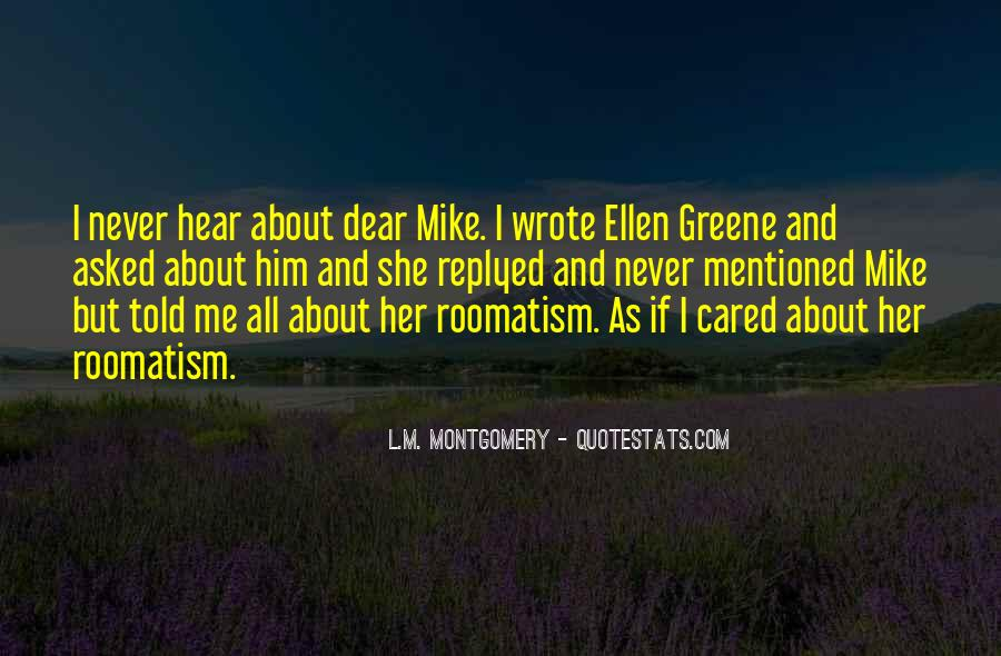 Funny Ellen Sayings #1830455