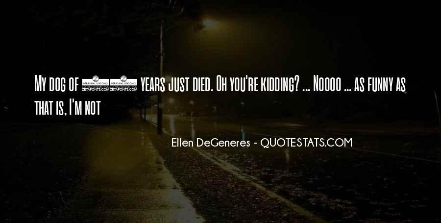 Funny Ellen Sayings #374404