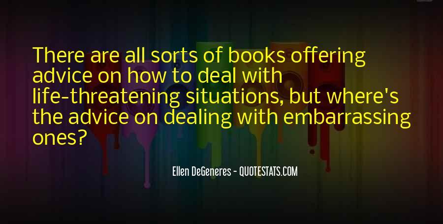 Funny Ellen Sayings #569009
