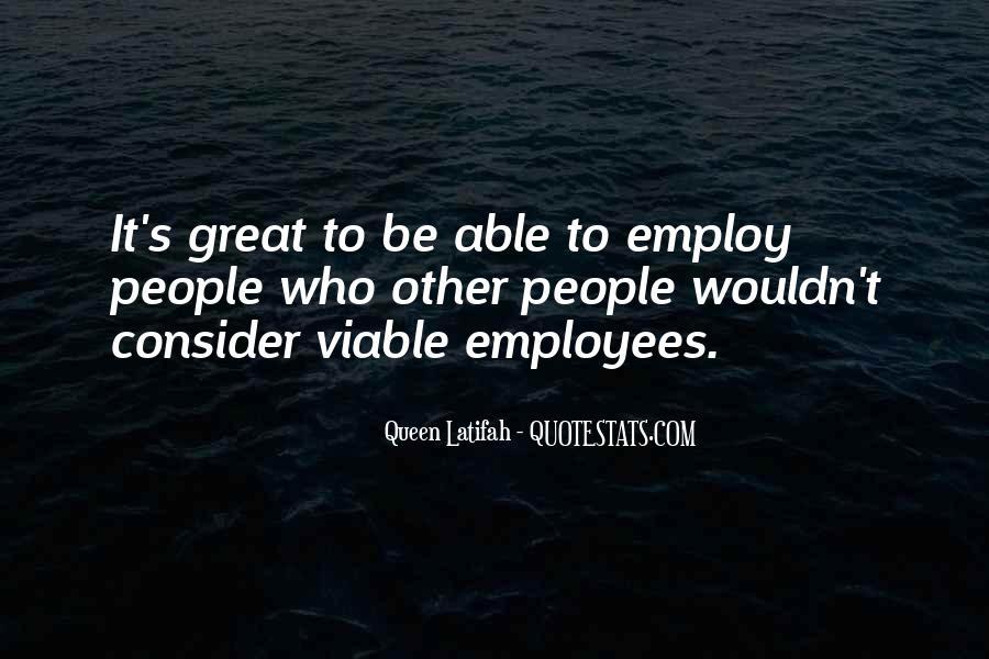 Great Employee Sayings #803572