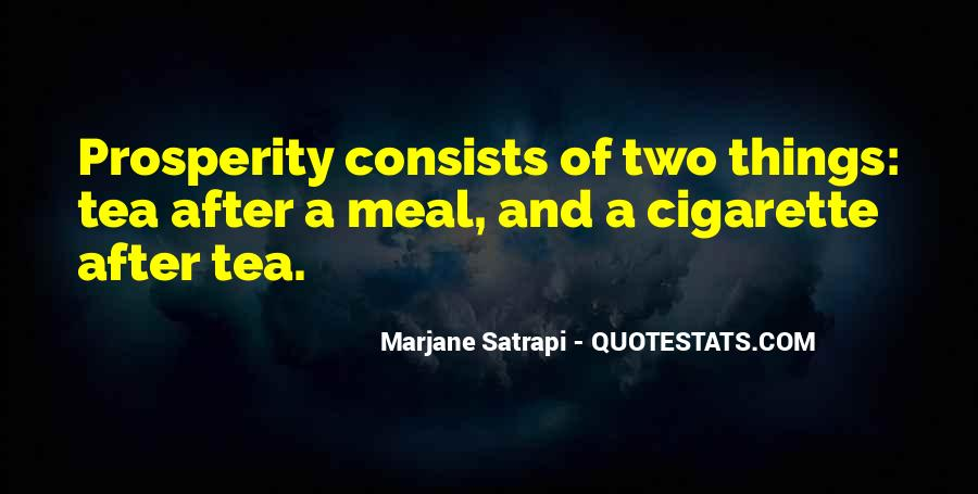 Quotes About Cigarette #225147