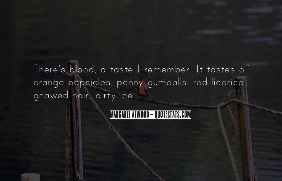 Blood Orange Sayings #1069635