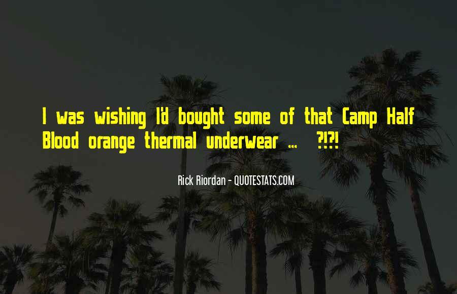 Blood Orange Sayings #38624