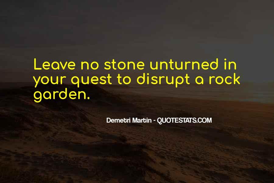 Garden Rock Sayings #172006