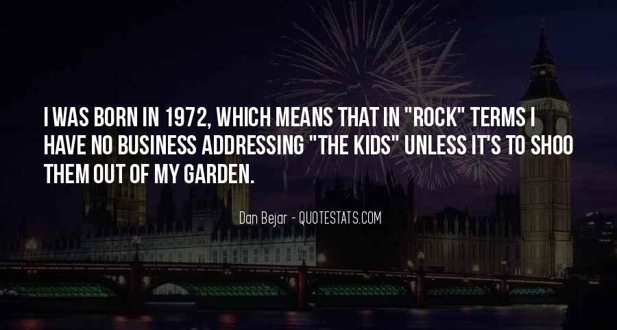 Garden Rock Sayings #1848695