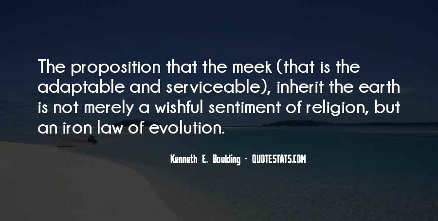 Quotes About Evolution And Religion #1301082